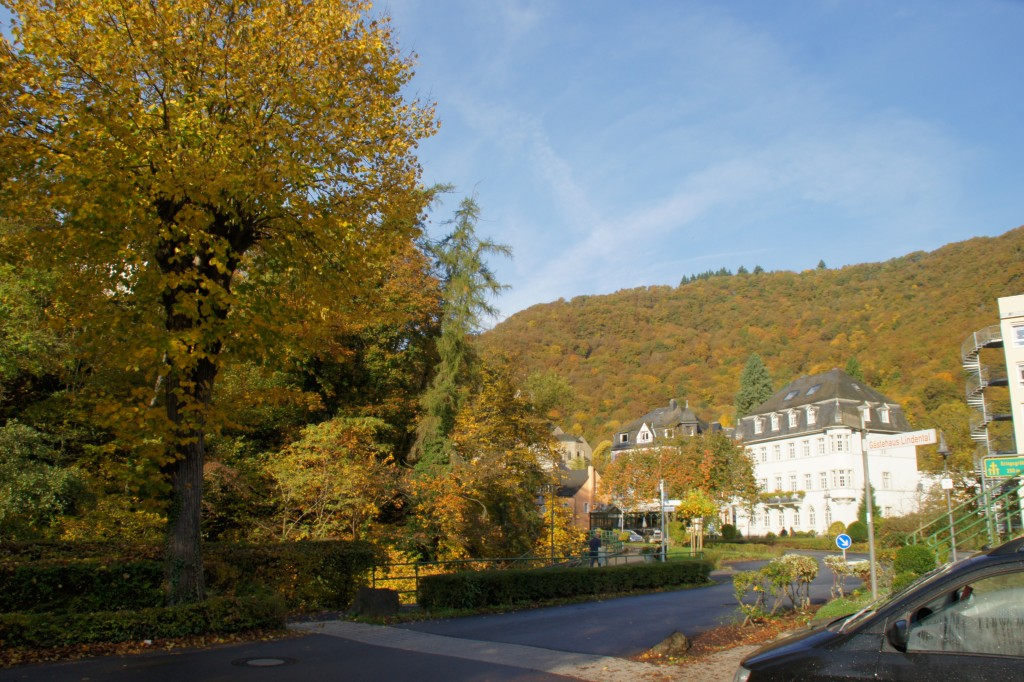 Omgeving Lindental